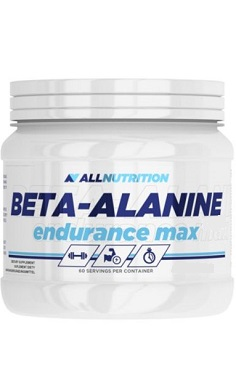 All Nutrition Beta-Alanine endurance max 500g