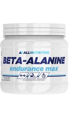 All Nutrition Beta-Alanine endurance max 500g