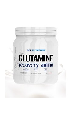 All Nutrition Glutamine recovery amino - 500g