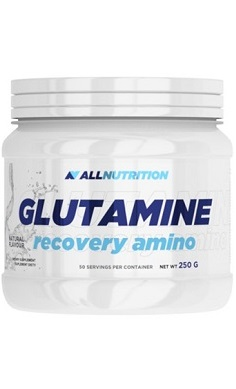 All Nutrition Glutamine recovery amino