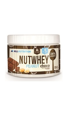 Protein nut butter All Nutrition Nutwhey Peanut butter chocolate