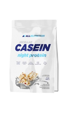 All Nutrition micellar casein - night protein