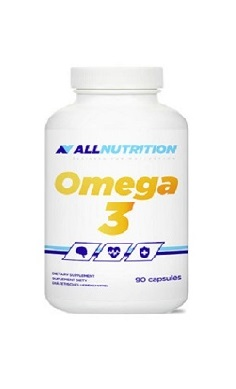 All Nutrition omega 3 - 90 caps