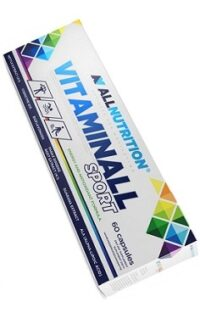 All Nutrition vitaminall sport 60 caps