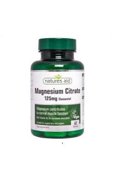 Natures Aid Magnesium Citrate