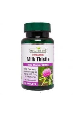 Natures Aid Milk Thistle
