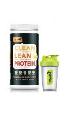 Nuzest Clean Lean Protein + free Nuzest shaker