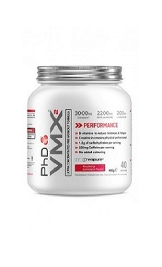PhD Nutrition VMX2 Powder Pre workout
