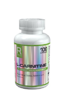 Reflex Nutrition L-Carnitine Capsules, fat loss, weight loss, fat burner