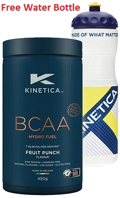 Kinetica BCAA Hydro Fuel offer