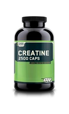 Optimum Nutrition Creatine 2500 Caps - 200 Caps