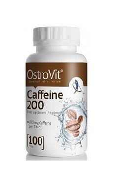 Ostrovit Caffeine 200mg tablets