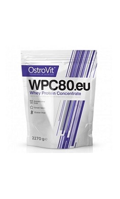Ostrovit Whey Protein Concentrate WPC80.eu