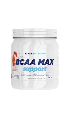 All Nutrition BCAA MAX Support