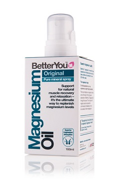 BetterYou magnesium oil original spray, recovery, muscle