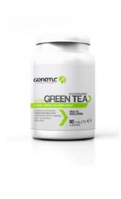 Genetic Supplements ULTRA GREEN TEA