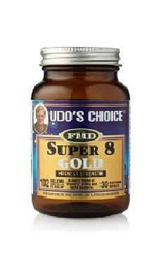 Udos Choice Super 8 gold microbiotic probiotic