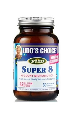 udos choice super 8 microbiotic probiotic