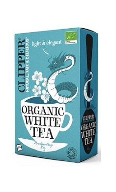 Clipper Organic White Tea