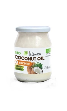 Intenson Coconut Oil odourless