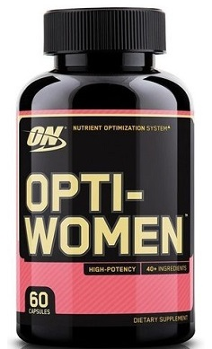 Optimum Nutrition Opti-Women female Multivitamin