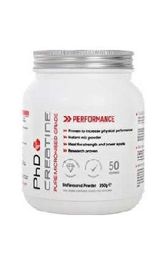 PhD Nutrition Creatine monohydrate 250g