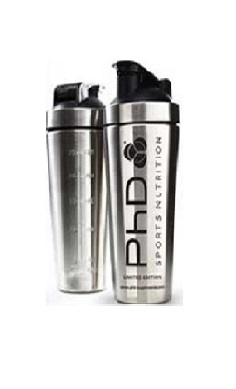 PhD Nutrition Stainless Steel protein Shaker cup