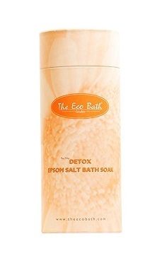 The Eco Bath Detox Epson Salt Bath Soak