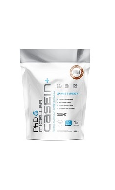 PhD Nutrition Micellar Casein+ Protein Powder