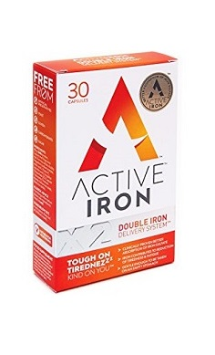Active Iron Supplement Capsules