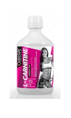 OstroVit L-Carnitine liquid + Green Tea