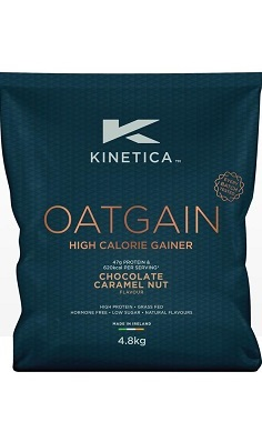 Kinetica Oat Gain 4.8kg mass gainer