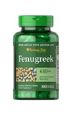 Puritans Pride Fenugreek