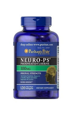 Puritans Pride Neuro-PS 100mg
