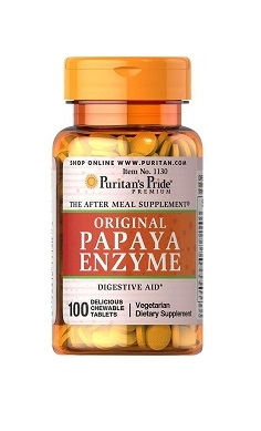 Puritans Pride Papaya Enzyme