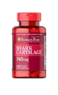 Puritan's Pride Shark Cartilage