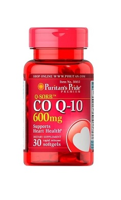 Puritians Pride Q-sorb co Q-10 600mg
