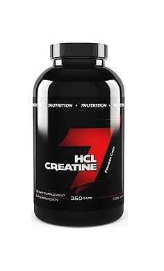 7nutrition hcl creatine hcl