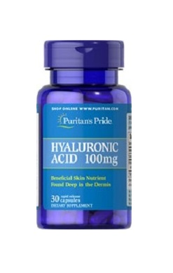 Puritan's Pride Hyaluronic Acid