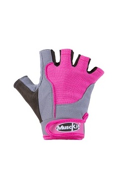 musckit weight lifting gloves pink ladies women