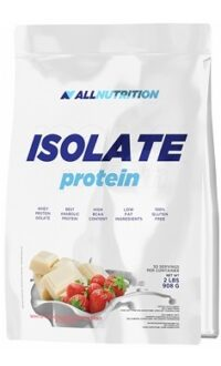 All Nutrition whey protein isolate