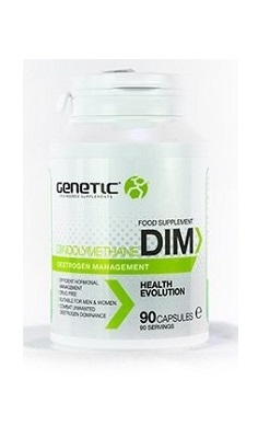 Genetic Supplements DIM 100mg