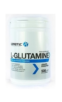 Genetic Supplements L-Glutamine recovery amino acid