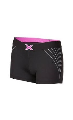 Xcore ladies gym shorts