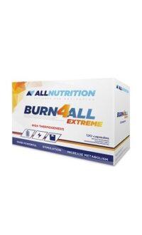 All Nutrition Burn4All Extreme fat burner