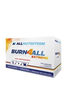 All Nutrition Burn4All Extreme fat burner