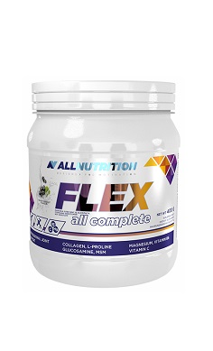 All Nutrition Flex All Complete - Joint Support, injury recovery, collagen, glucosamine, MSM