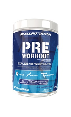All Nutrition Pre-Workout