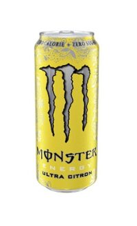 Monster Energy ultra Citron - energy drink