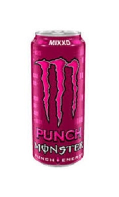 Monster Punch Energy Mixxd